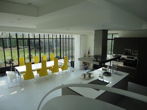 Contemporaneo Cucina by Concept Interieur