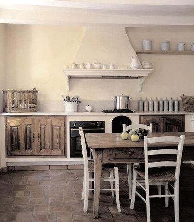 cuisine optez pour une d coration proven ale. Black Bedroom Furniture Sets. Home Design Ideas