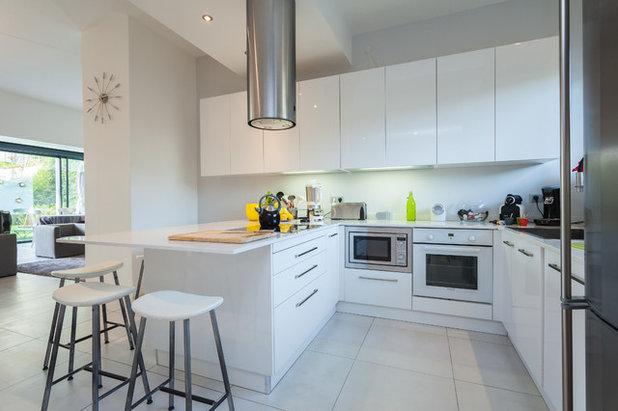 Avantages et inconv nients des cuisines ouvertes for Photos cuisines ouvertes
