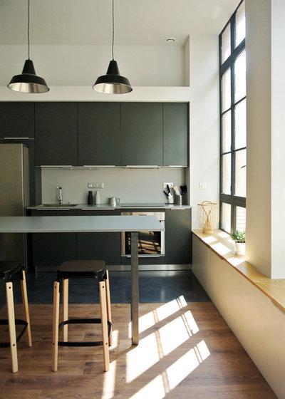 Contemporáneo Cocina by numero111