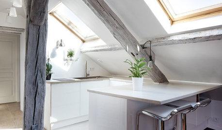 Mai Dire Mai: Realizzare una Cucina In Corridoio e in Spazi Insoliti