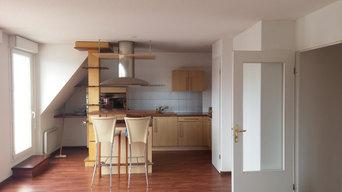 home staging d'un appartement