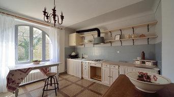 Home staging - rafraichissement d'une maison de 155m²