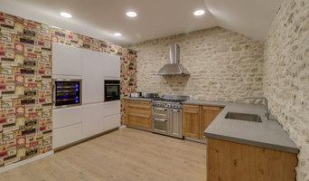 Installation complète d'une cuisine