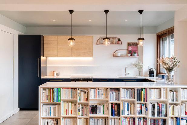 Современный Кухня by Raphalle Soleil