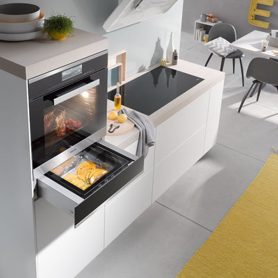 Contemporary Kitchen by Miele GB