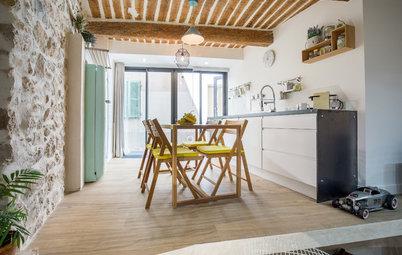 Visita privada: 45 m² de estilo rústico en la Costa Azul
