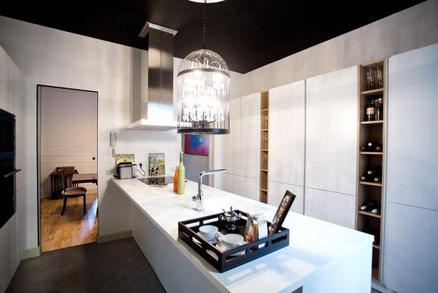 Contemporain Cuisine by Mike ALLEG  / @teLiers HR