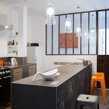 La cuisine de Bugs Bunny pour Marie Presani architecte