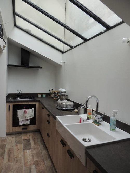 r novation extension d 39 une ancienne maison de vigneron. Black Bedroom Furniture Sets. Home Design Ideas