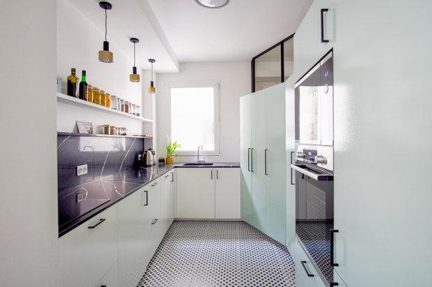Contemporain Cuisine by SHK Architecture & Intérieurs