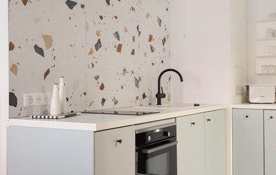 До и после: Арки, терраццо и тайная кровать— в квартире 43 кв.м.
