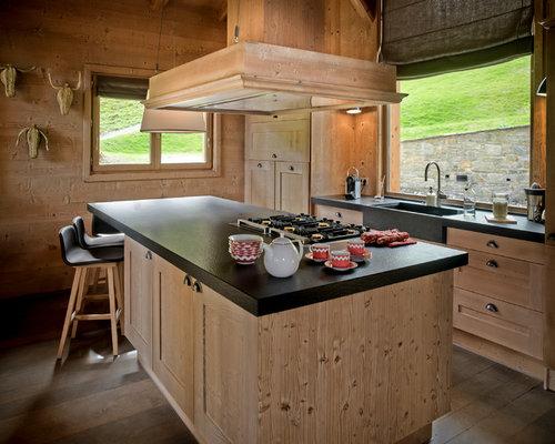 Deco cuisine montagne design d 39 int rieur et id es de meubles - Deco stijl chalet ...