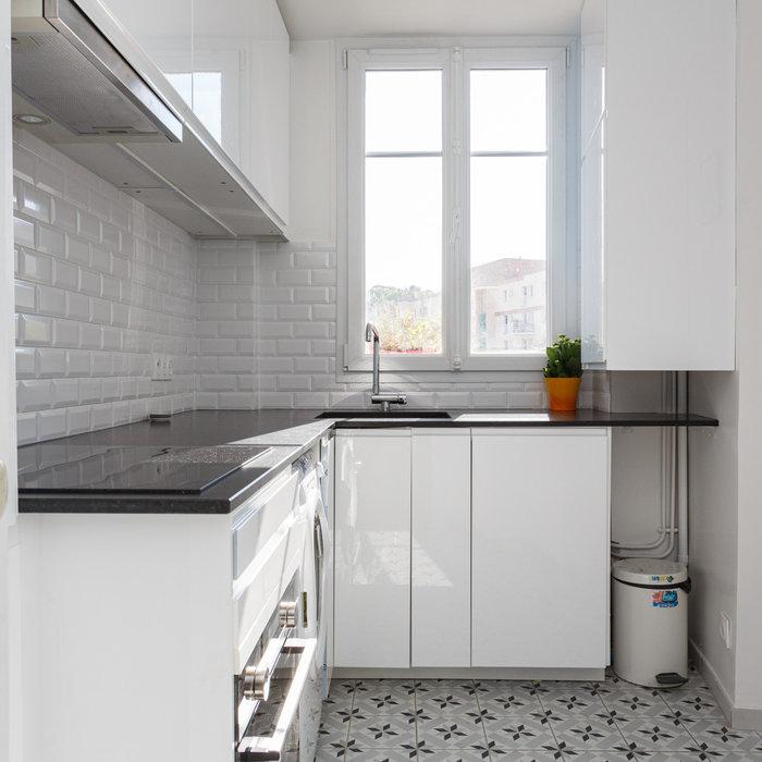 Duo travaux : Cuisine et salle de bains