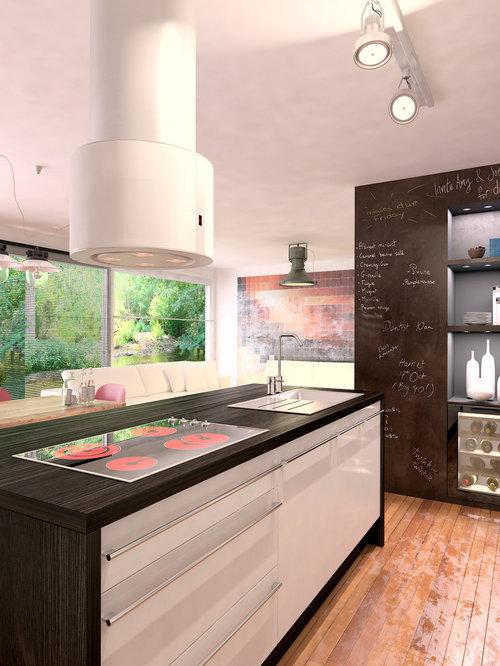 ... Kitchen Design Ideas, Renovations & Photos with Laminate Countertops