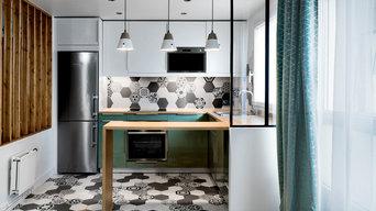 LEVALLOIS - Appartement aux allures scandinaves