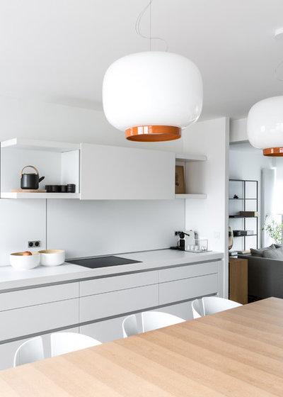 Scandinave Cuisine by Mon Concept Habitation