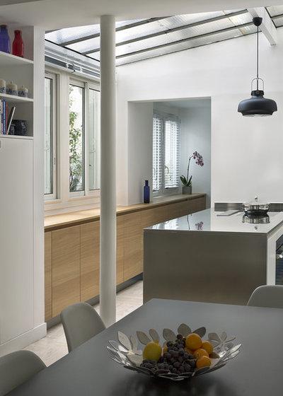 Contemporain Cuisine by THINK TANK architecture