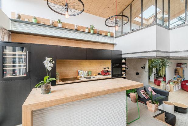 Modern Küche by Stanislas Ledoux
