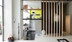 r novation comment installer une verri re atelier dans sa maison. Black Bedroom Furniture Sets. Home Design Ideas