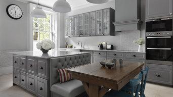 London (Highbury) 290m2 - the large kitchen-diner