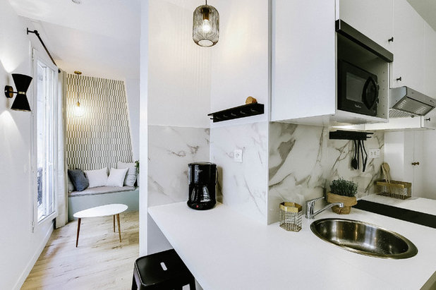 Køkken by Studio Lara Grand