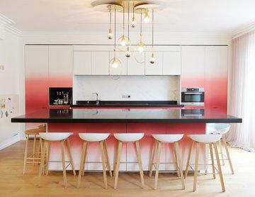 Luxurious and original flat