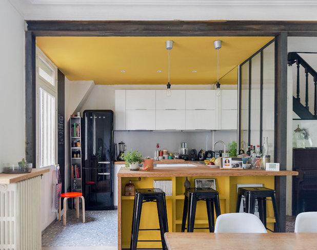 Contemporain Cuisine by Le Garrec - Architectures