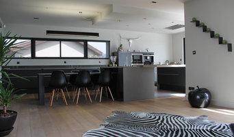 Maison contemporain