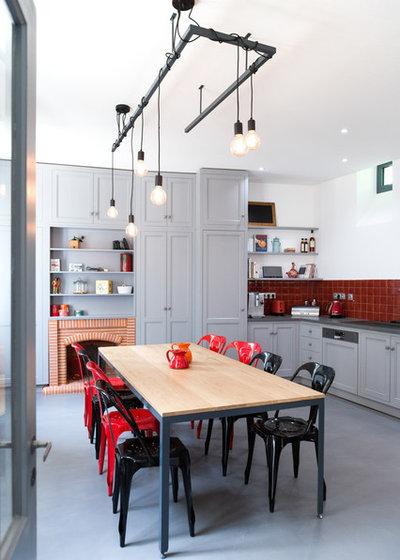 contemporain cuisine by marie presani architecte