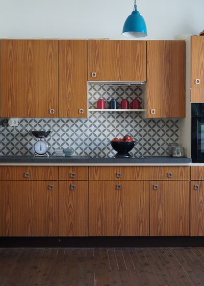 Contemporary Kitchen by Charlotte Cittadini