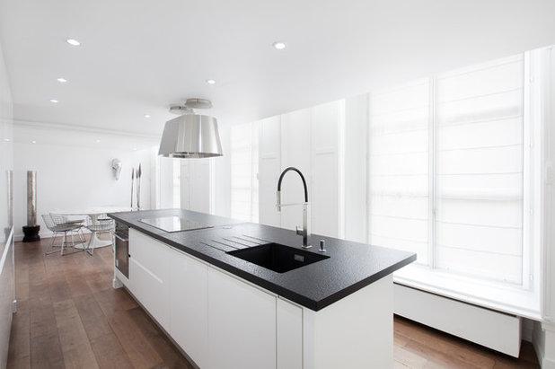 10 mati res pour votre plan de cuisine - Plan de travail pour lavabo ...