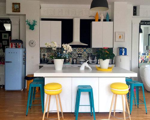 70+ Best Eclectic Clermont-Ferrand Kitchen Ideas & Photos   Houzz