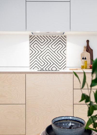 Scandinavian Kitchen by atelier daaa