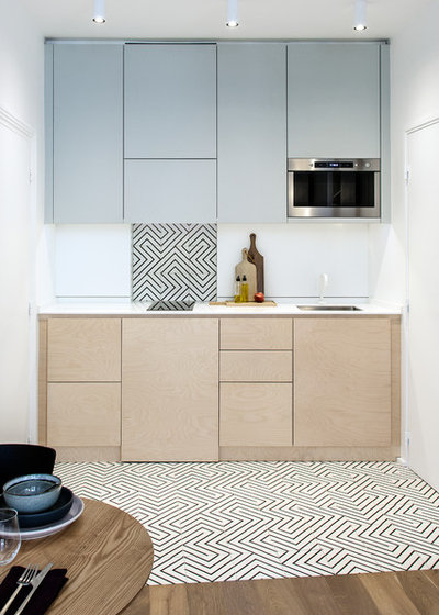 Scandinavian Kitchen by atelier daaa