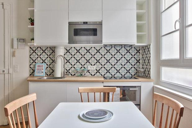 Modern Küche by NEVA Architecture Intérieure - Interior Design