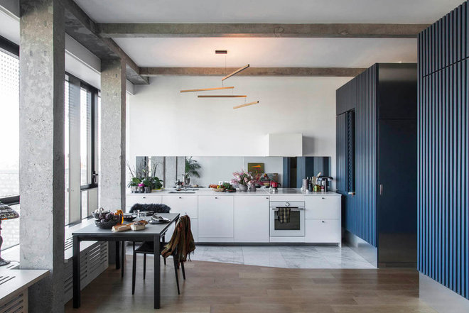 Contemporary Kitchen by Boclaud Architecture