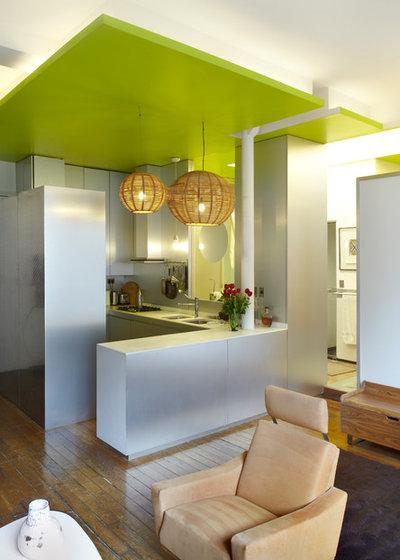 Parla l'Esperto: Come Separare Cucina e Soggiorno in Modo Originale