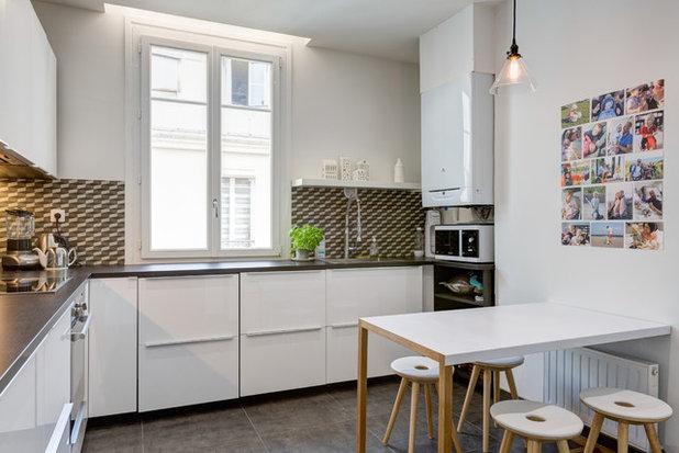 visite priv e une r novation d 39 esprit scandinave pour. Black Bedroom Furniture Sets. Home Design Ideas