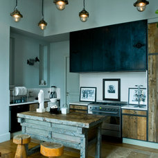 Eclectic Kitchen by d.mesure - Elodie Sire