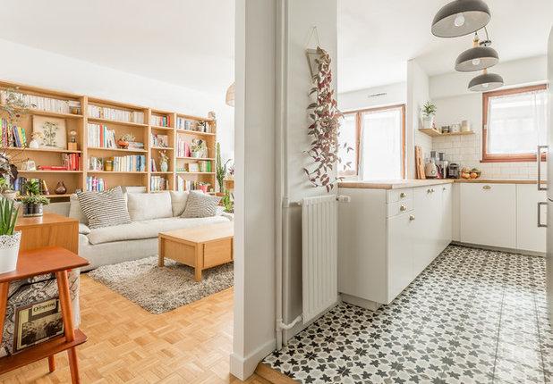 Scandinave Cuisine by CLAAAC - architecture intérieure et design