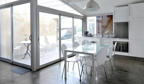 More Living Space: Converting a Garage