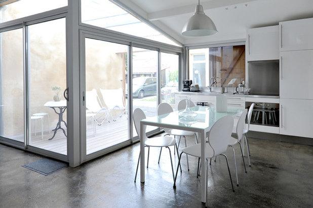 more living space converting a garage. Black Bedroom Furniture Sets. Home Design Ideas