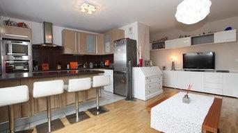 petit Appartement familial, optimisation de l'espace