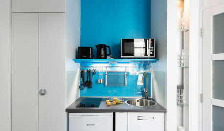 20 Compact Kitchenette Designs You Will Love