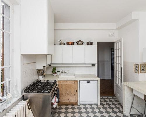Cuisine classique photos et id es d co de cuisines for Deco cuisine fermee
