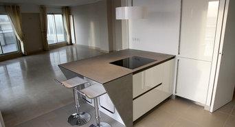 concepteurs et r novateurs de cuisine vannes. Black Bedroom Furniture Sets. Home Design Ideas