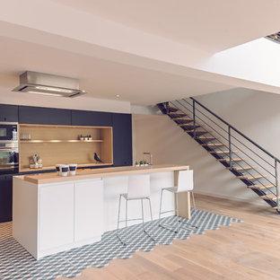 Projet AA / Aménagement d'une cuisine dans une maison neuve