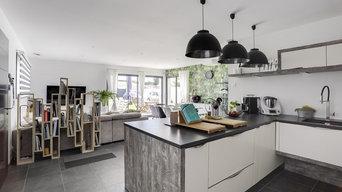Projet : décoration d'intérieur