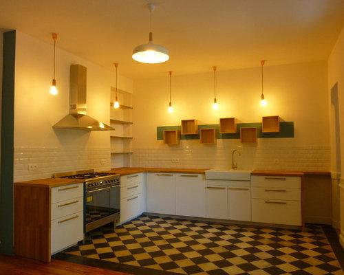 Cuisine maison bourgeoise photos et id es d co de cuisines for Decoration maison bourgeoise